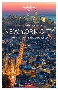 Lonely planet's best of New York City : top sights, authentic experiences