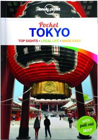 Pocket Tokyo : top sights, local life made easy