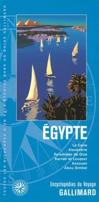 Egypte : Le Caire, Alexandrie, pyramides de Giza, Karnak et Louqsor, Assouan, Abou Simbel