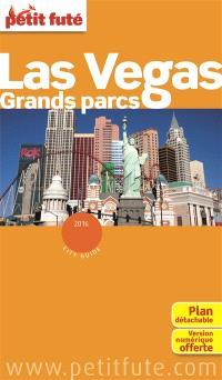 Las Vegas, grands parcs : 2016-2017