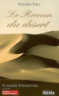 Le roman du désert