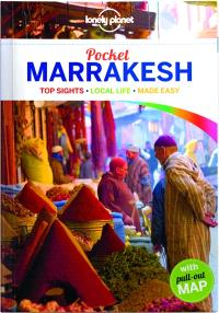Pocket Marrakesh : top sights, local life made easy