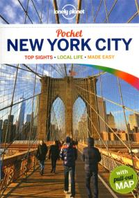 Pocket New York City : top sight, local life, made easy