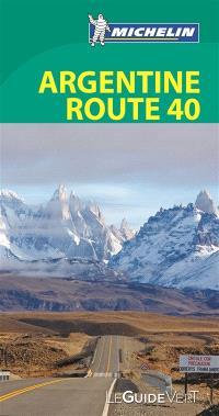Argentine : route 40
