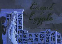 Carnet d'Egypte