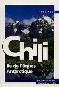 Chili, île de Pâques, Antarctique