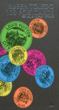 Coffret City guide 100 cartes postales, 100 villes du monde
