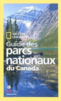 Guide des parcs nationaux du Canada