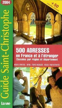 Guide Saint-Christophe 2004