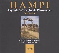 Hampi : capitale de l'empire de Vijayanagar : Inde du Sud
