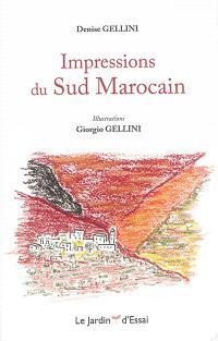 Impressions du Sud marocain