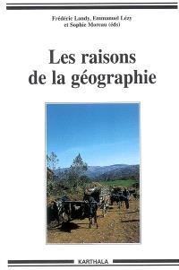 Les raisons de la géographie : itinéraires au Sud avec Jean-Pierre Raison