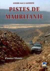 Pistes de Mauritanie : à travers l'histoire