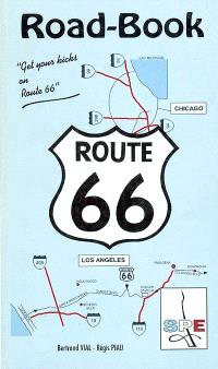 Road-book route 66s