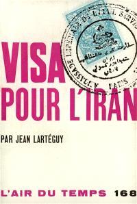 Visa pour l'Iran