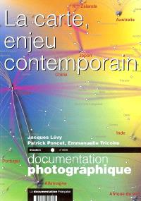Documentation photographique (La). n° 8036, La carte, enjeu contemporain : dossier