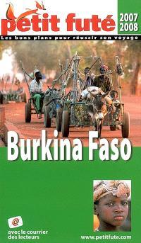 Burkina Faso : 2007-2008