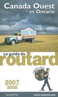 Canada Ouest et Ontario : 2007-2008