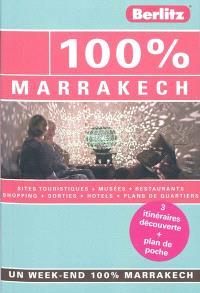 100 % Marrakech