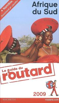 Afrique du Sud : + Namibie, Swaziland et Lesohto : 2009