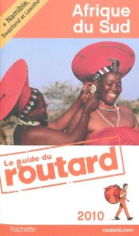 Afrique du Sud : + Namibie, Swaziland et Lesotho : 2010