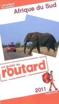 Afrique du Sud 2011 : + Swaziland et Lesotho