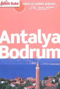 Antalya, Bodrum