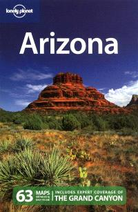 Arizona : 63 maps detailed & easy to use : includes expert coverage of the Grand canyon