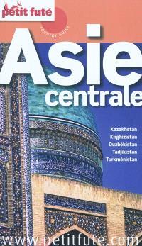 Asie centrale : Kazakhstan, Kirghizistan, Ouzbékistan, Tadjikistan, Turkménistan : 2010-2011