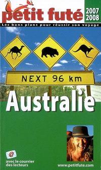 Australie : 2007-2008