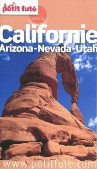 Californie : Arizona, Nevada, Utah