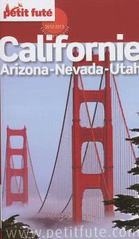 Californie : Arizona, Nevada, Utah : 2012-2013