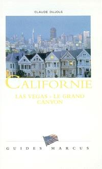Californie : Las Vegas, Le grand canyon