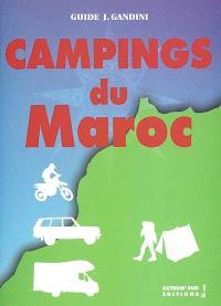 Campings du Maroc : guide critique : édition 2003