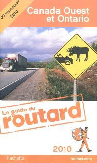 Canada Ouest et Ontario : 2010