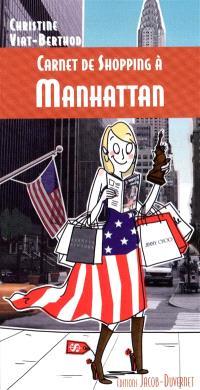 Carnet de shopping à Manhattan
