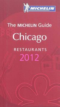 Chicago 2012 : restaurants