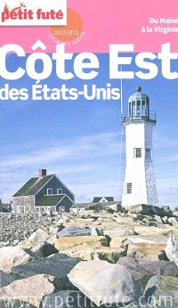 Côte Est des Etats-Unis : du Maine à la Virginie : 2012-2013