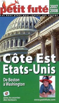 Côte est, Etats-Unis : de Boston à Washington : 2007-2008