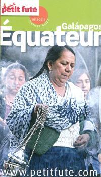 Equateur, Galapagos : 2012-2013