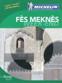 Fès, Meknès