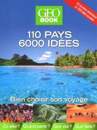 GéoBook : 110 pays, 6.000 idées