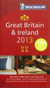 Great Britain & Ireland 2013