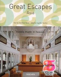 Great escapes : Asia