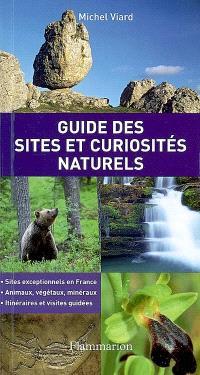 Guide des sites et des curiosités naturels