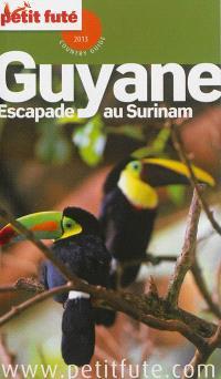 Guyane : escapade au Surinam : 2013
