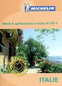 Hôtels et agritourismes en Italie à moins de 100 euros