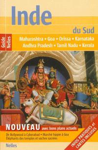 Inde du Sud : Maharashtra, Goa, Orissa, Karnataka, Andhra Pradesh, Tamil Nadu, Kerala