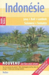Indonésie : Java, Bali, Lombok, Sulawesi, Sumatra