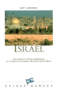Israël : excursions à Pétra (Jordanie) et à Sainte-Catherine (Egypte) depuis Eilat